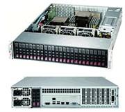2U Сервер видеонаблюдения MVP XR16i22Uv