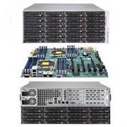 4U Сервер видеонаблюдения MVP XR43i24Uv