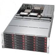 4U Сервер видеонаблюдения MVP XR41i24Uv