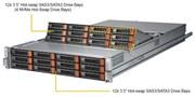 2U Сервер видеонаблюдения MVP XR24i22Uv