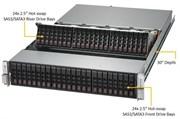 2U Сервер видеонаблюдения MVP XR22i22Uv