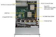 2U Сервер видеонаблюдения MVP XR17i22Uv