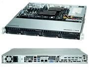 1U Сервер баз данных MVP XR5i21Ubd