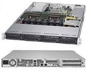 1U Сервер баз данных MVP XR6i21Ubd