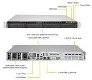 1U Сервер баз данных MVP XR1i21Ubd