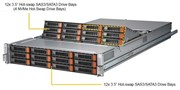 2U Сервер баз данных MVP XR24i22Ubd