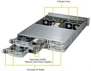 2U Сервер баз данных MVP XR19T82Ubd