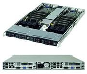 1U Сервер баз данных MVP XR3T41Ubd