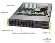 2U Сервер баз данных MVP XR17i22Ubd
