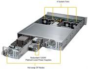 2U Сервер баз данных MVP XR20T42Ubd