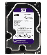 Жесткий диск Western Digital Purple, WD30PURZ 3ТБ