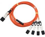 Кабель Cisco QSFP-4X10G-AOC1M=