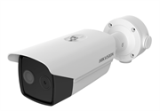 Двухспектральная IP-камера с Deep learning алгоритмом Hikvision DS-2TD2617-6/V1