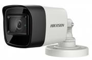 Уличная компактная цилиндрическая HD-TVI камера Hikvision DS-2CE16H8T-ITF