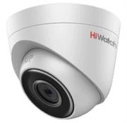 Уличная купольная IP-камера HiWatch DS-I103