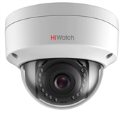 Уличная купольная IP-камера HiWatch DS-I252