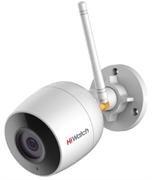 Уличная цилиндрическая IP-камера HiWatch DS-I250W