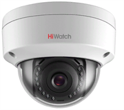 Уличная купольная мини IP-камера HiWatch DS-I402