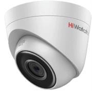 Уличная купольная мини IP-камера HiWatch DS-I453