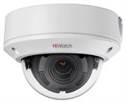 Уличная купольная мини IP-камера HiWatch DS-I458 (2.8-12 mm)