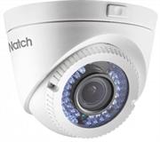 Уличная купольная HD-TVI камера HiWatch DS-T109 (2.8-12 mm)