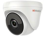 Внутренняя купольная HD-TVI камера HiWatch DS-T233