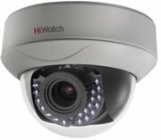 Внутренняя купольная HD-TVI камера HiWatch DS-T207P (2.8-12 mm)