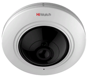 Внутренняя панорамная HD-TVI камера HiWatch DS-T501