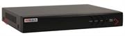 4-х канальный гибридный HD-TVI видеорегистратор HiWatch DS-H204U(B)