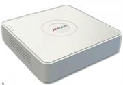 4-х канальный IP-видеорегистратор HiWatch DS-N204P(B)