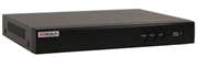 4-х канальный IP-видеорегистратор HiWatch DS-N304P(B)