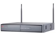 4-х канальный  WiFi IP-видеорегистратор HiWatch DS-N304W