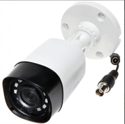 Уличная цилиндрическая HD CVI камера Dahua  HAC-HFW1400RP-0280B