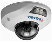 Купольная вандалозащищенная 1.3Мп IP-камера TRASSIR TR-D4111IR1 2.8mm