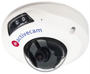 Купольная вандалозащищенная 1.3Мп IP-камера ActiveCam AC-D4111IR1 3.6mm