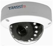 Купольная вандалозащищенная 1.3Мп IP-камера TRASSIR TR-D3111IR1 3.6mm