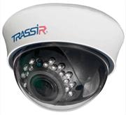 Внутренняя купольная 1.3Мп IP-камера TRASSIR TR-D3113IR2