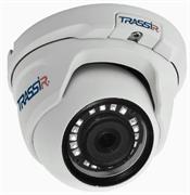 Вандалозащищенная купольная 1.3Мп IP-камера TRASSIR TR-D8111IR2 3.6mm