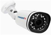 Уличная миниатюрная 2Мп IP-камера TRASSIR TR-D2121IR3 3.6