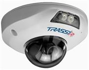 Купольная вандалозащищенная 4Мп IP-камера TRASSIR TR-D4141IR1 3.6