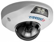 Купольная вандалозащищенная 6Мп IP-камера TRASSIR TR-D4161IR1