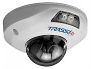 Купольная вандалозащищенная 4K (8Мп) IP-камера TRASSIR TR-D4181IR1 2.8