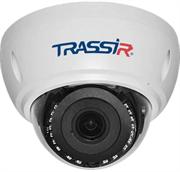 Купольная 4Мп вандалозащищенная IP-камера TRASSIR TR-D3142ZIR2