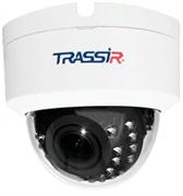 Внутренняя купольная 2Мп IP-камера TRASSIR TR-D3123IR2