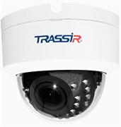 Внутренняя купольная 2Мп IP-камера TRASSIR TR-D3123WDIR2