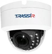 Уличная 4Мп вариофокальная IP камера TRASSIR TR-D3143IR2