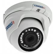 Вандалозащищенная 2Мп IP-камера TRASSIR TR-D8121IR2 2.8