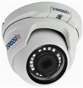 Вандалозащищенная 2Мп IP-камера TRASSIR TR-D8121WDIR2 2.8