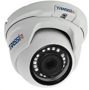 Вандалозащищенная 4Mp IP-камера TRASSIR TR-D8141IR2 2.8