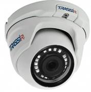 Вандалозащищенная 4Mp IP-камера TRASSIR TR-D8141IR2 3.6